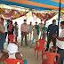 वैक्सीन को लेकर डिप्टी कलेक्टर सहित पदाधिकारियों ने गांव में  चलाया जागरूकता अभियान