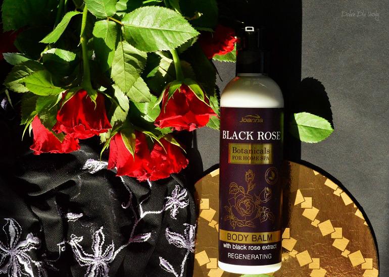 Regenerujący balsam do ciała z ekstraktem z Czarnej Róży Joanna  recenzja