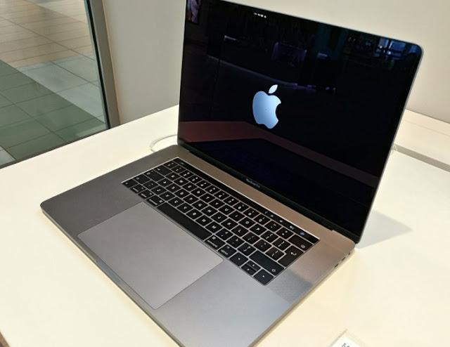 Simplest MacBook Display