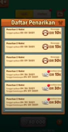 cara mendapatkan uang di game island king