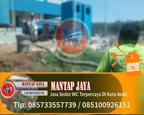 Jasa Sedot WC Jambangan Surabaya Selatan