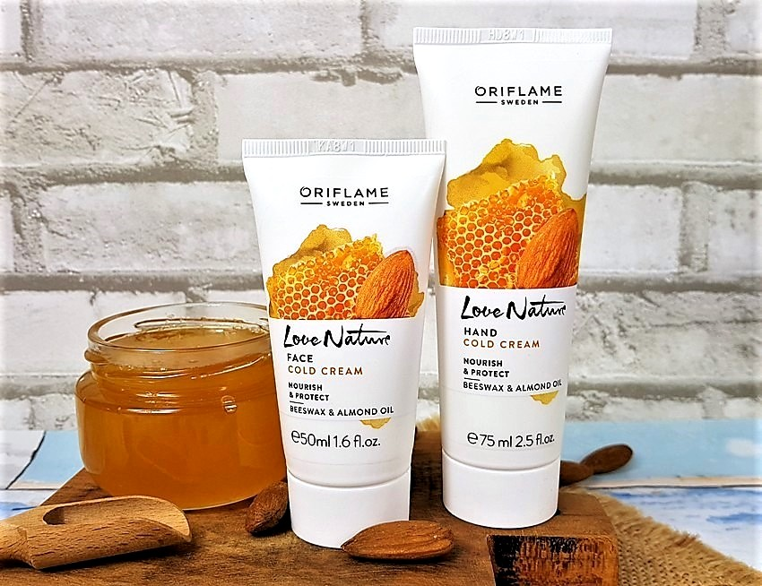 Oriflame Love Nature Cold Cream