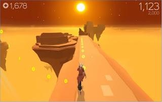 Game Sky Dancer App