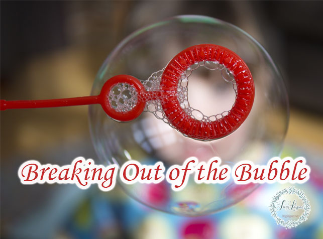 Breaking Out of the Bubble and Teaching Evolution as a Christian Homeschooling Family.