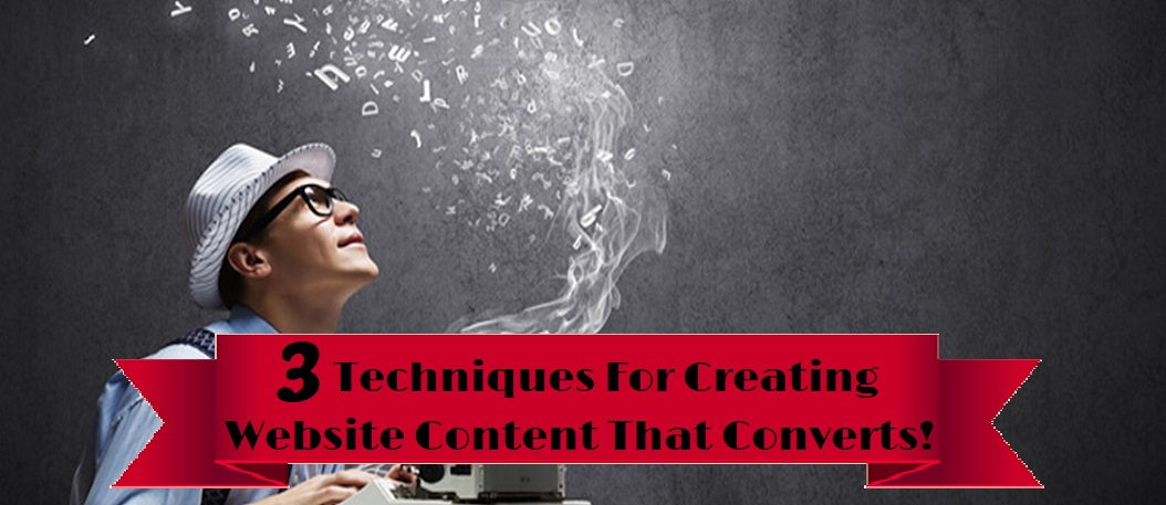 how to write website content for seo