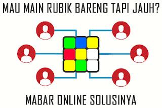 mabar rubik online