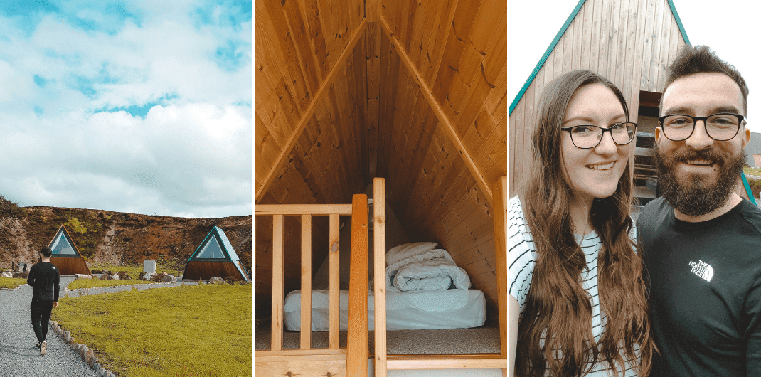 Review: Sperrin View Glamping Pods