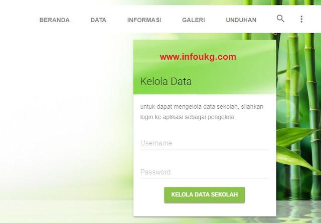 Cara Cek Info GTK Di Data Dikdasmen