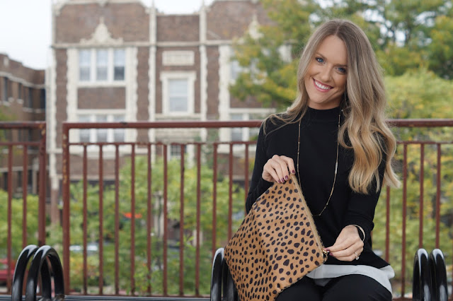 styling sweaters for fall chicago fashion blogger