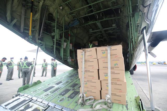 Kemensos Terus Kirim Bantuan untuk Korban Gempa Sulbar