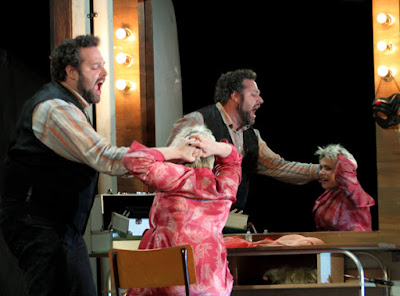 Leoncavallo: Pagliacci - Bryan Hymel, Carmen Giannattasio - Royal Opera House (Photo ROH/Catherine Ashmore)