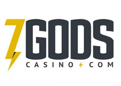 Logo của 7 Gods Casino
