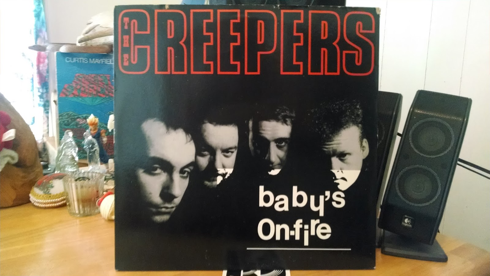Creepers, The* Marc Riley with The Creepers - Gross Out