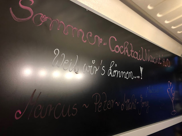 Weil wir´s können, Sommer-CocktailNacht 4.0, Cocktailnight, 4Eck Garmisch-Partenkirchen, Peter Laffin, Uschi Glas, Sven Karge, WNDRLX, PURE Resort Pitztal, Tirol, Nacht der Freundschaft, Garmisch-Partenkirchen, GAPA Events