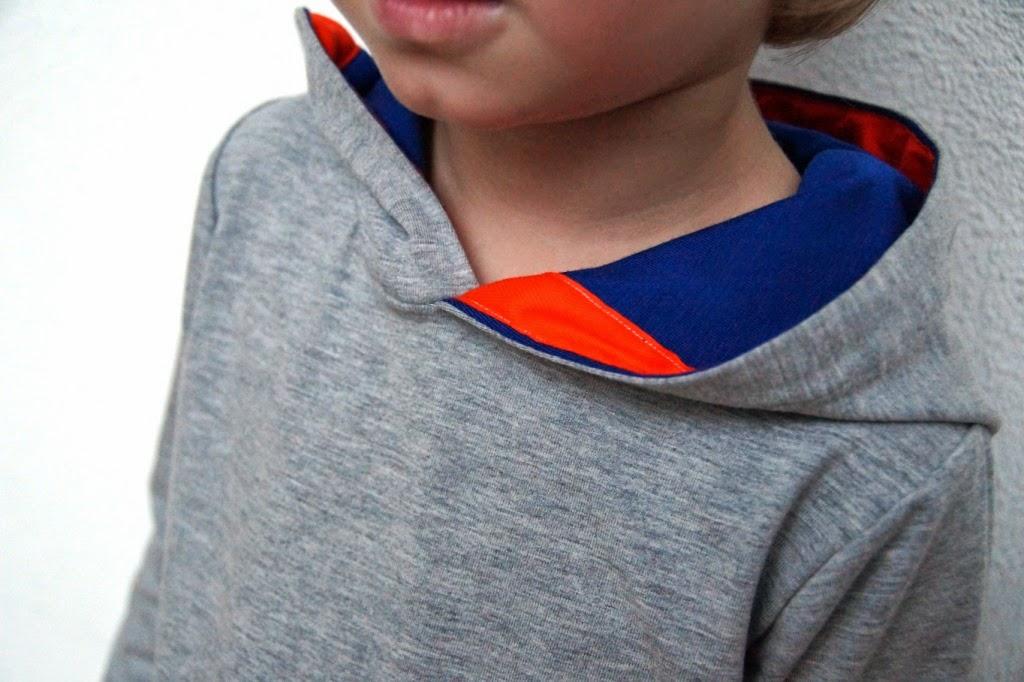 huisje boompje boefjes - Rowan tee,twill tape option (pattern Titchy Threads)