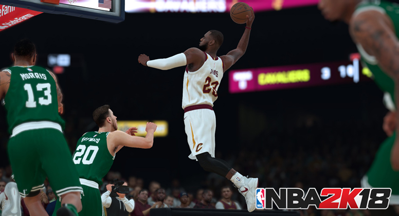 NBA 2K18 Patch #3 Release Notes (PS4/Xbox One/PC/Switch