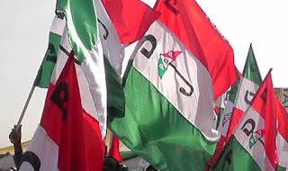 7 Chairmen, 42 Councilors, Others Dump PDP For APC In Ekiti (Read Details)