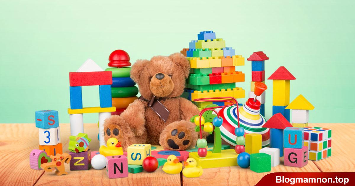 Chọn đồ chơi học tập cho bé những nguyên tắc căn bản