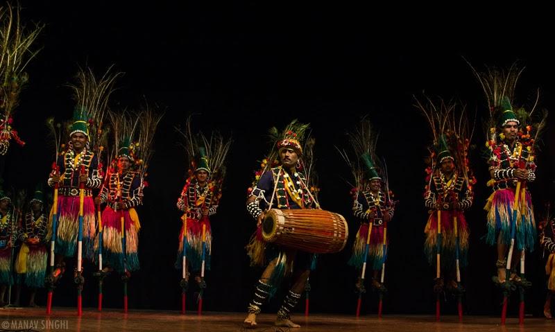 Gedi Folk Dance Chhattisgarh