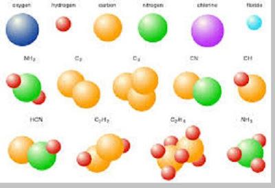 Molekul unsur - pustakapengetahuan.com