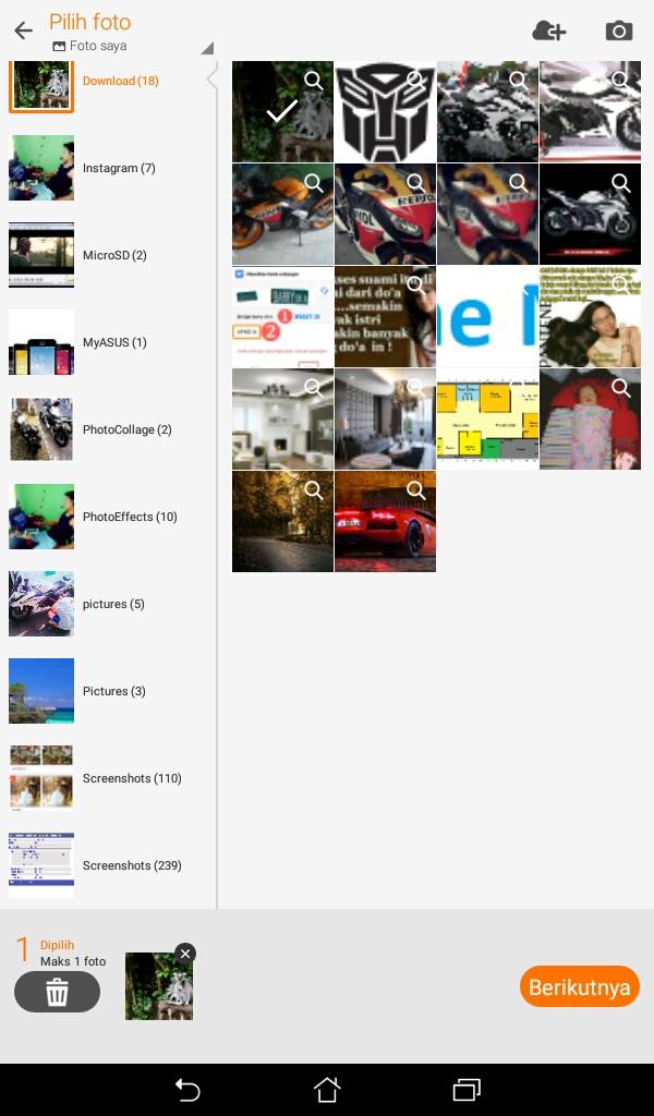 35+ Ide Cara Edit Foto Background Jadi Blur Di Android ...