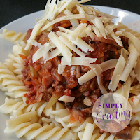 Slow Cooker Budget Batch Cook Bolognese & Lasagne Recipe