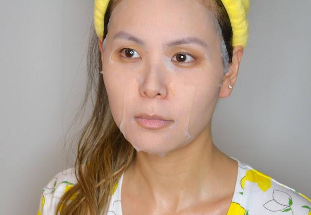 Soo'Ae Hydration Alert Sensor Mask Review