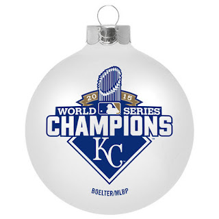 kansas city royals world series christmas tree ornaments, royals world series ornaments, kc royals christmas ornaments