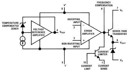 national-lm723723c-voltage-regulator