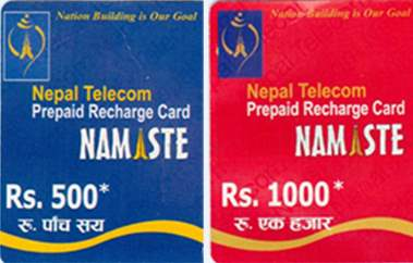 How to Recharge NTC GSM Mobile From Prepaid Recharge Card