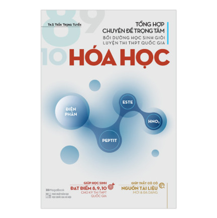 Tổng Hợp Chuyên Đề Trọng Tâm Bồi Dưỡng Học Sinh Giỏi - Luyện Thi THPT Quốc Gia Hóa Học ebook PDF-EPUB-AWZ3-PRC-MOBI