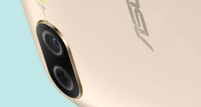 Kamera Asus Zenfone 4 Max