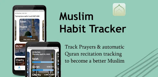 تحميل تطبيق Muslim Habit Maker Azan Prayer Quran Ramadan APK