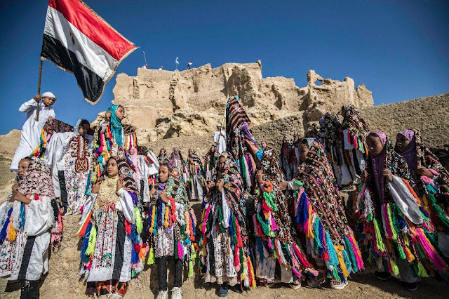 Egypt's Siwa fortress renovation boosts hopes for ecotourism