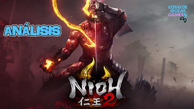 Análisis de Nioh 2 para PS4