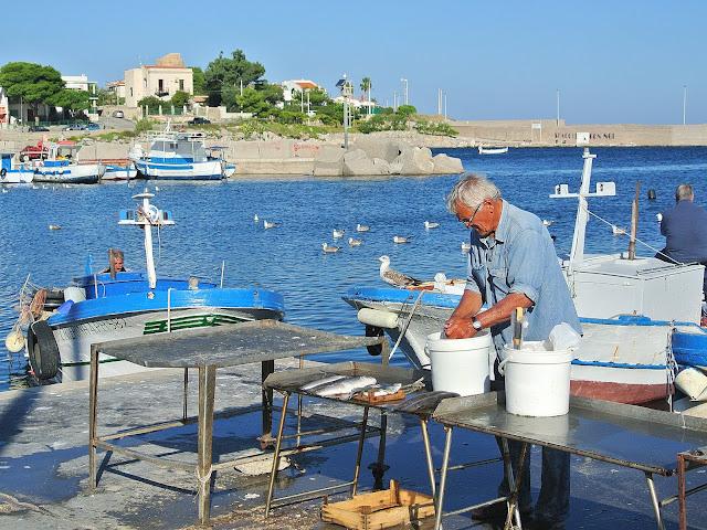 port Isola Delle Femmine Palermo, Sycylia