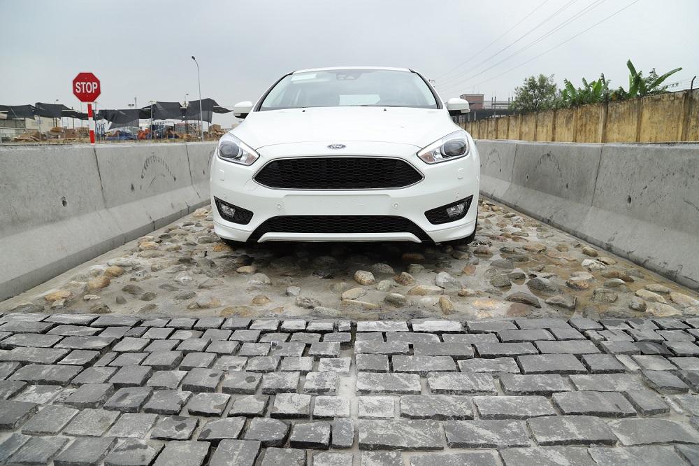 Ford Việt Nam đưa vào hoạt động đường thử xe mới