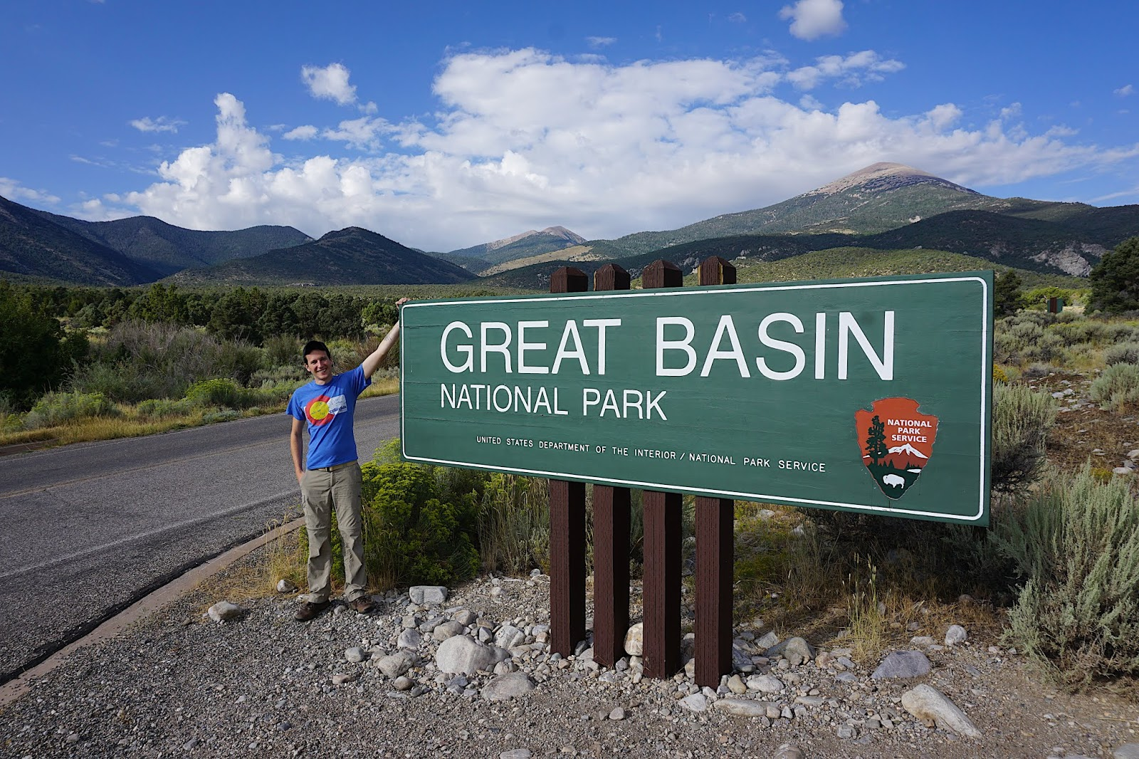 Backpacking Great Basin National Park Nevada S Lonely Wilderness Robby Around The World