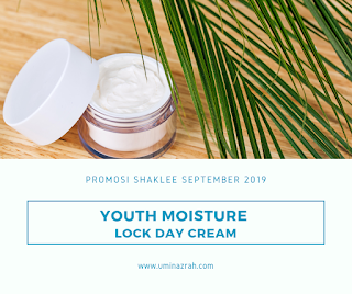 Promosi Shaklee September 2019 | Nutriferon & Youth Skincare
