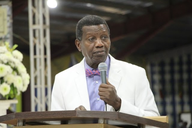 Pastor Adeboye Highlights Reasons For COVID-19 Low Death Rate In Nigeria
