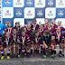 Futebol feminino sub-15 do Time Jundiaí fica com o 3º lugar na Taça Cidade