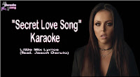 Secret Love Song ( Karaoke, Mp3, Minus One and Lyrics) By Jason Derulo