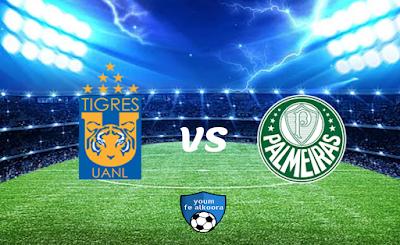 مباراة بالميراس وتيجريس أونال بث مباشر اليوم 7-2-2021 في كأس العالم للأندية.