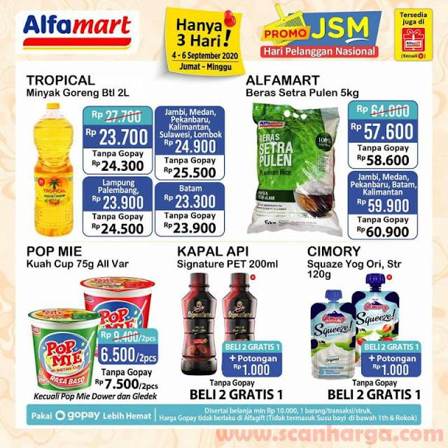 ALFAMART Promo JSM Spesial HARPELNAS - Hari Pelanggan Nasional 4 - 6 September 2020 12
