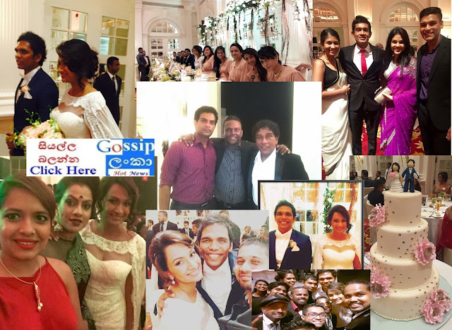 Yasara Abeynayake's Wedding photos