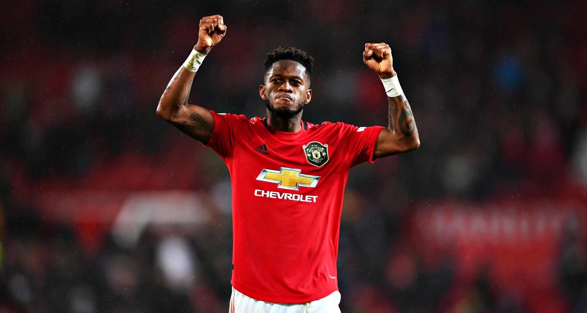 Fred: Manchester United'da kalmak istiyorum.