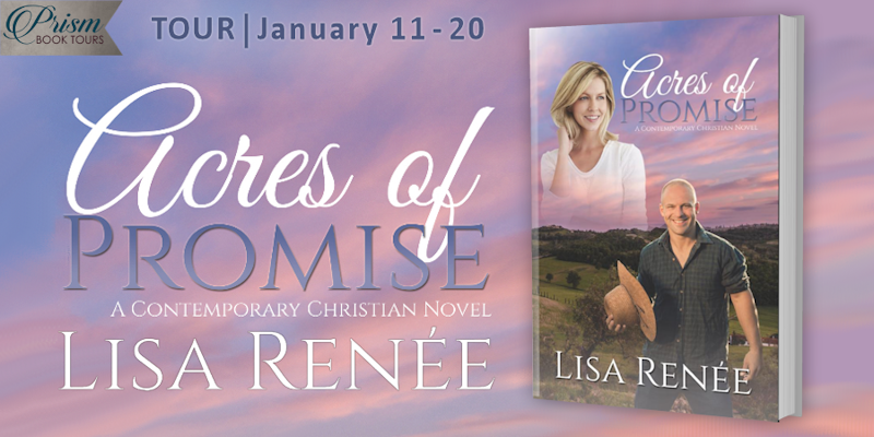 We're launching the Book Tour for ACRES OF PROMISE by Lisa Renée!