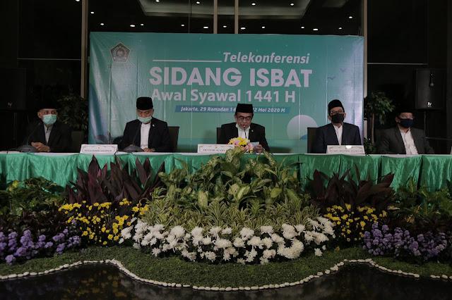 Idul Fitri Jatuh Pada Hari Ahad