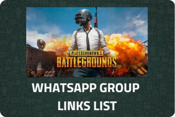 PUBG-WHATSAPP-GROUP-LINKS