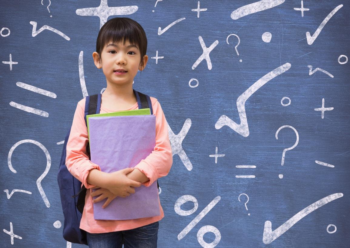Pare de reclamar que não aprende Matemática
